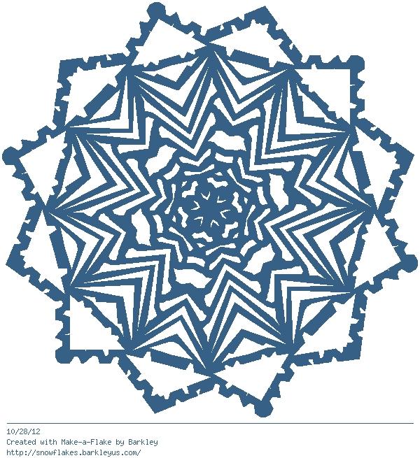 Snowflake writing