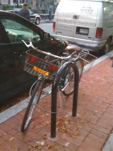 Happy bike, Washington DC