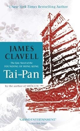 Tai-Pan, James Clavell