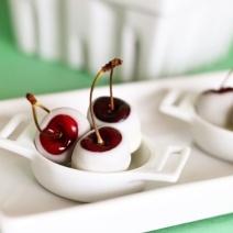 Amaretto Cherries by formalfringe