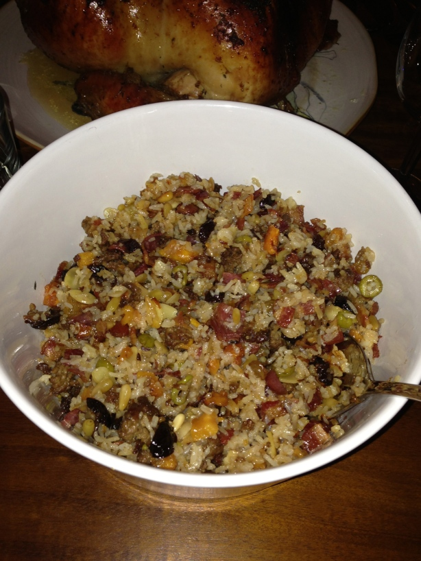 The best stuffing on earth!