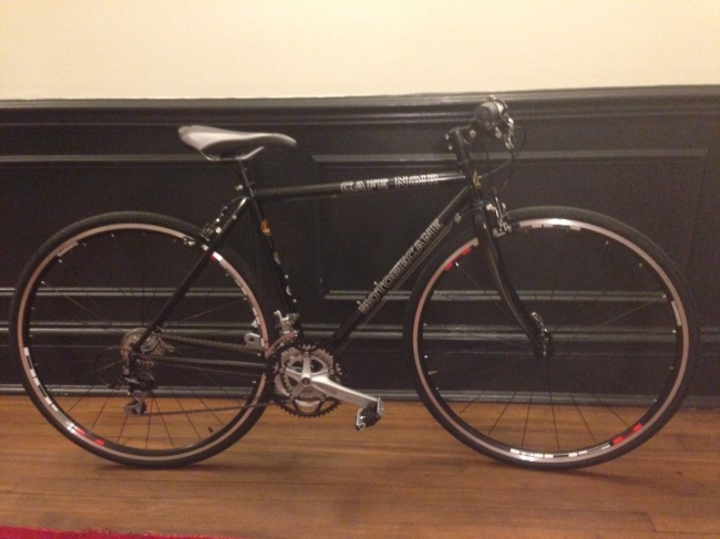My NEW Motobecane Cafe Noir