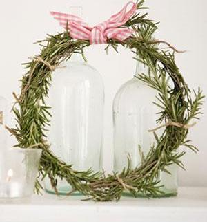 Rosemary Wreath by Allaboutyou