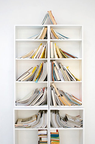 Shelf Tree on buzzfeed.com