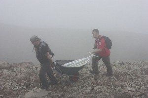 Extreme Ironing by nick@ Flickr Creative Commons