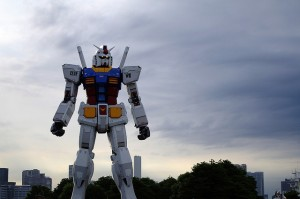 Gundam by 246-You Flickr Creative Commons