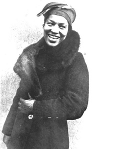 Portrait of Zora Neale Hurston- Eatonville, Florida c 1940, Flickr Commons