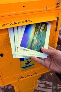 Postcards by austinevan Flickr Creative Commons