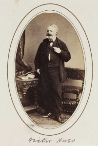 Victor Hugo c 1870, Flickr Commons