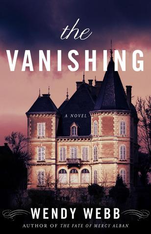 Cover The Vanishing, Wendy Webb