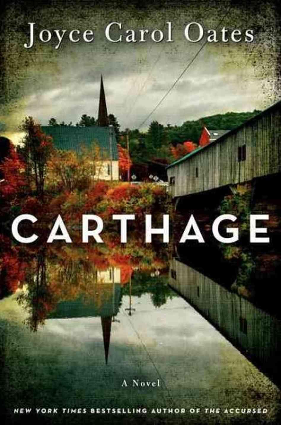 Carthage, Joyce Carol Oates Carthage-cover
